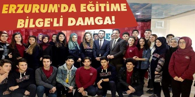 Erzurum'da LYS'de Özel Bilge Damgası!