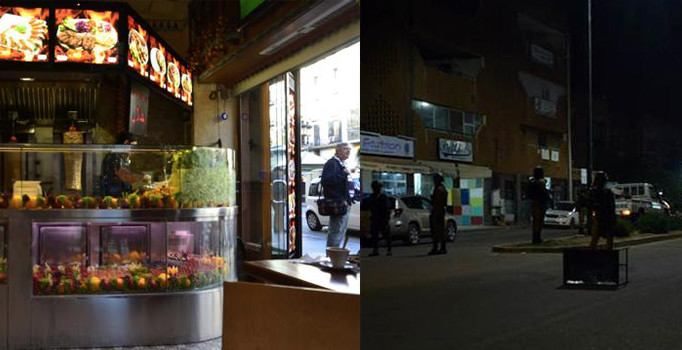 Türk restoranları terörün hedefi oldu