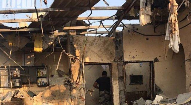 2 terörist evin banyosunda kendini patlattı