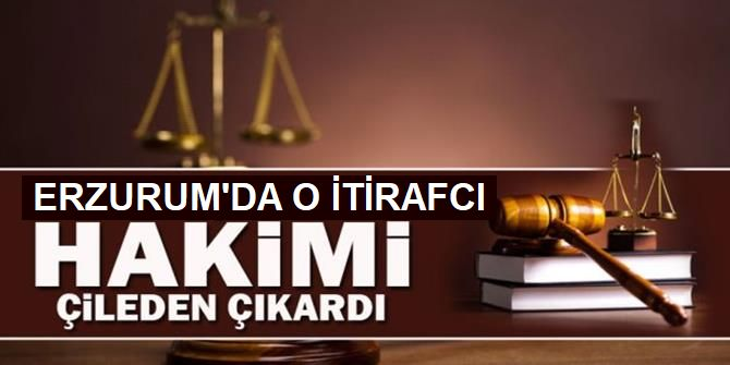 Hakimden Fetö'cü Polise Zor Sorular
