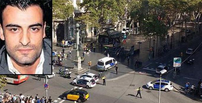Türk restoran sahini teröristlerin içeri girmesini engelledi
