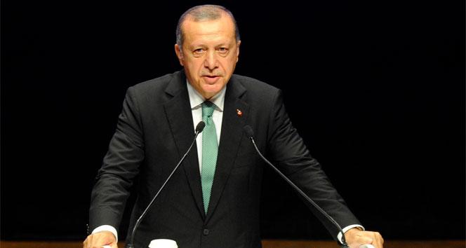 Erdoğan'dan Almanya'daki Türklere flaş çağrı