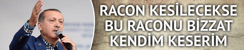 Erdoğan o yazarlara mesaj verdi!