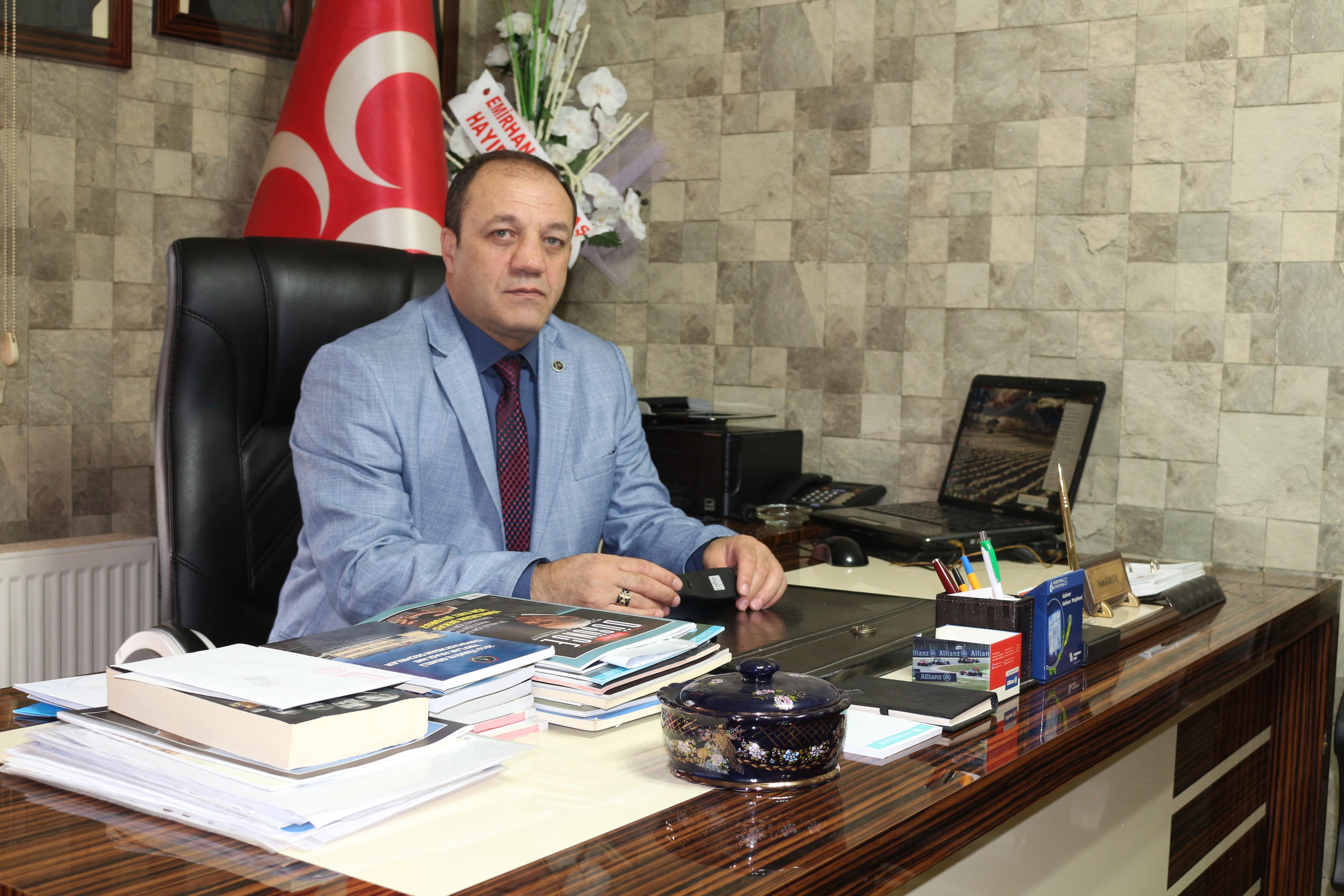 MHP İl Başkanı Karataş