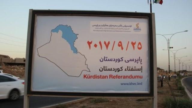 BBC muhabirinden Türkiye'nin Irak referandumu tepkisine ilişkin olay yorum