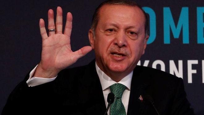 Erdoğan'dan çok sert referandum çıkışı