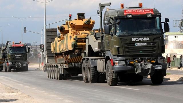 Sınırda askeri hareketlilik! Gazeteciler bölgeden çıkartıldı
