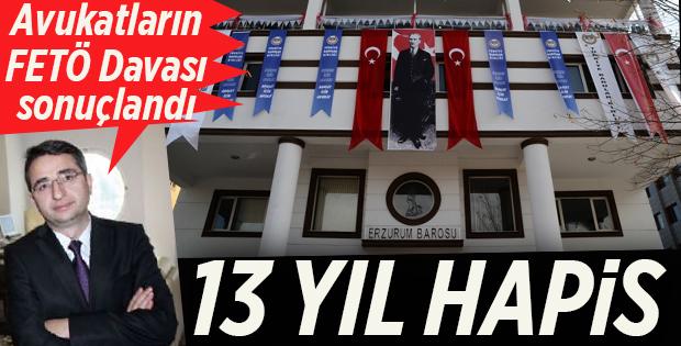 Baro eski başkanına 13 yıl