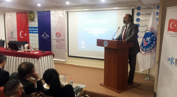 "Erzurum, Erzincan ve Kars Kış Turizmi Koridoru Projesi"""