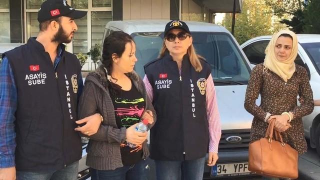 Üniversitelileri kaçıran iki kadın fidyeci yakalandı
