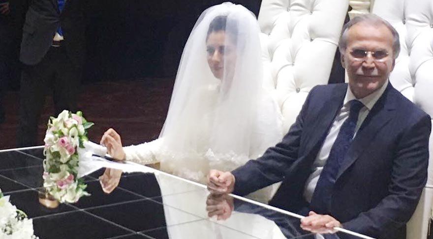 Mehmet Ali Şahin İkinci Kez Evlendi