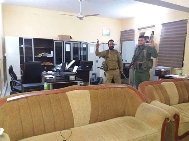 Irak Ordusu Kerkük'ten Sonra Sincar'a da Girdi