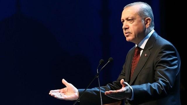 Erdoğan: Televizyondan izliyorum, göremiyorum
