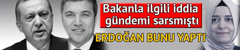 Erdoğan'dan İsmail Küçükkaya'ya: Ahlaksızca, adice