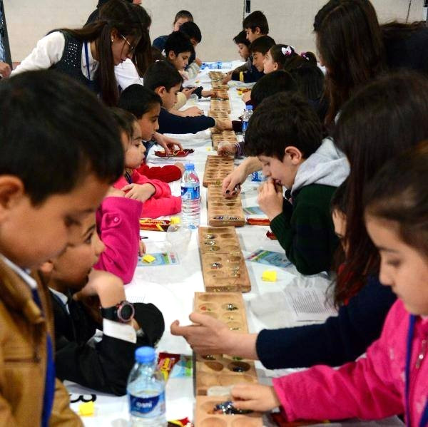 Erzurum'da Mangala Turnuvası