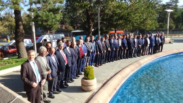 Muhtarlar Günü Erzurum'da Kutlandı