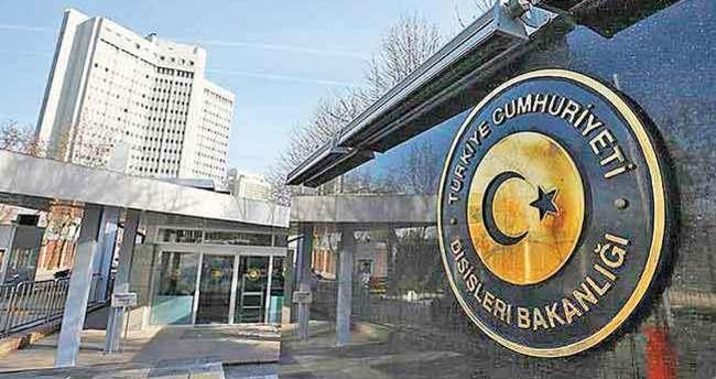 Dışişleri'nden 'Türkiye'ye vize şoku' iddiasına yanıt