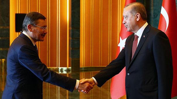 Erdoğan'dan randevu istediği öne sürüldü