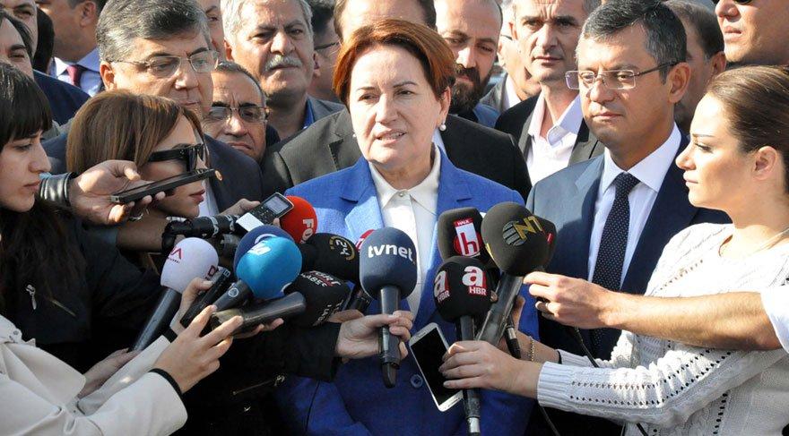 Meral Akşener'den Aytun Çıray açıklaması