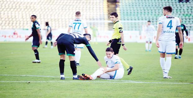 Erzurum geri viteste 2-0
