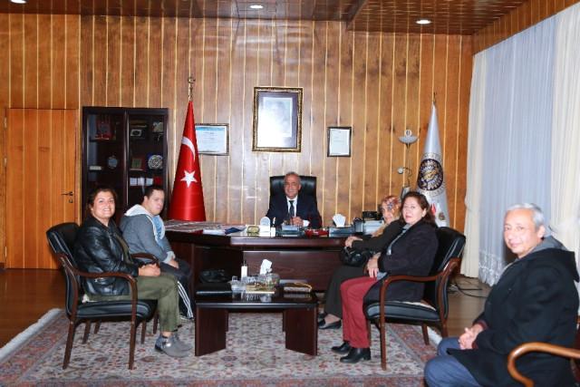 Atatürk Üniversitesi Engelleri Aşıyor