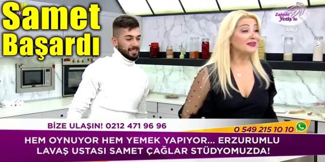 Erzurumlu Samet Başardı