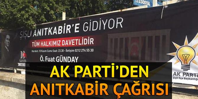 AK Partililer Anıtkabir'e