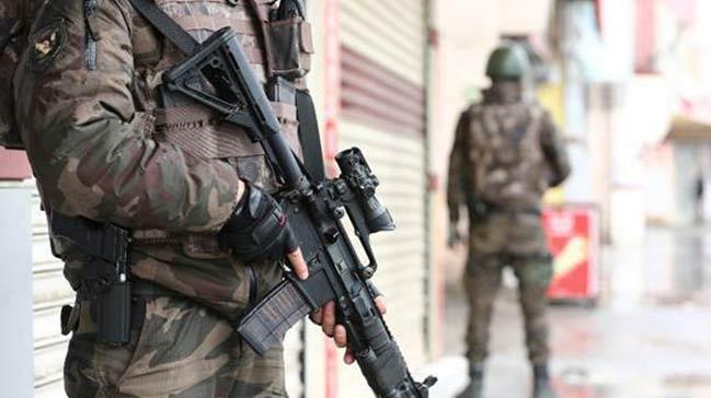 DEAŞ operasyonu: 101 gözaltı
