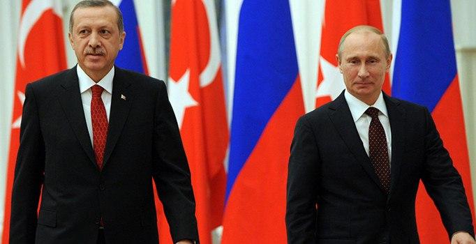 Erdoğan ve Putin'in görüşmesinin detayları belli oldu