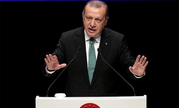 Cumhurbaşkanı Erdoğan: ABD birinci, Türkiye ikinci