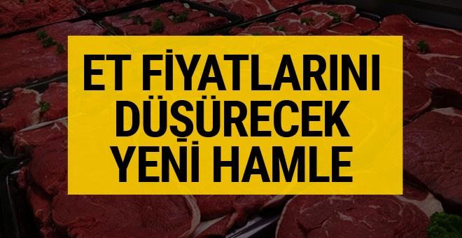 Et fiyatlarını düşürecek yeni hamle!