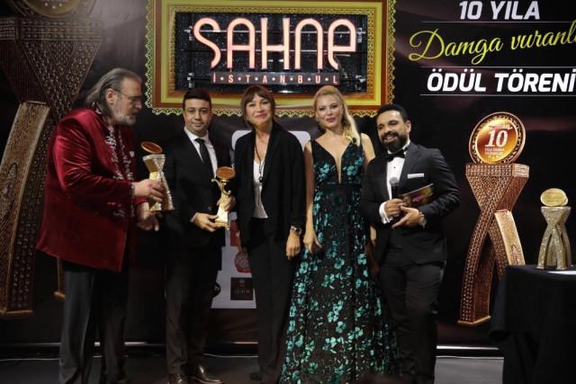"""Dr. Aydoğan Süer'e """"10 Yıla Damgasını Vuranlar"""" Ödülü"""