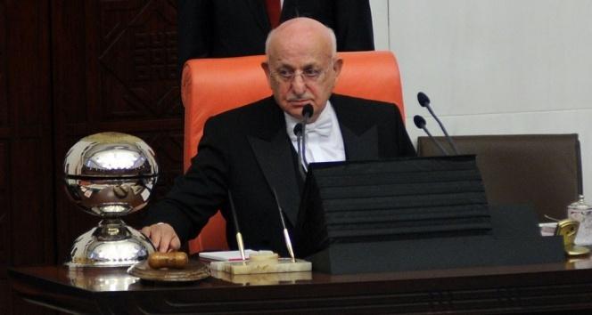 AK Parti'nin Meclis Başkanı Adayı İsmail Kahraman oldu
