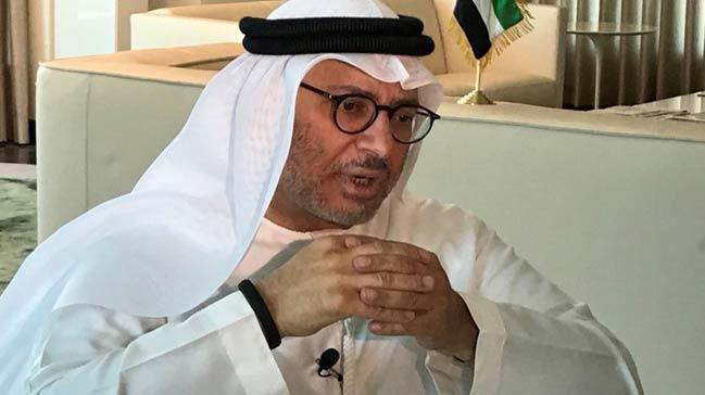 BAE Dışişleri Bakanı: İran'a karşı boş durmayacağız