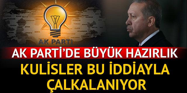AK Parti bu iddia ile çalkalanıyor!