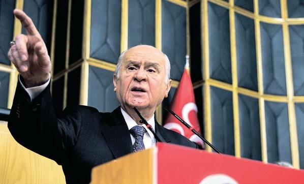 Bahçeli'den çok sert Atatürk çıkışı