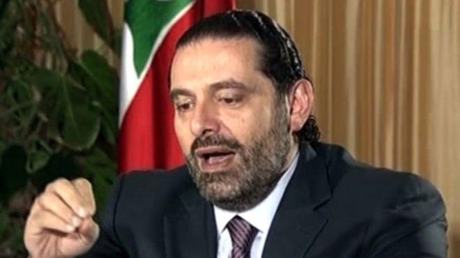 Başbakan Hariri gözaltında