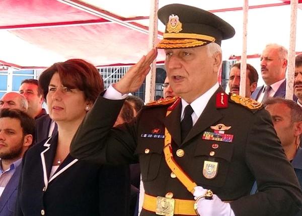 Korgeneral Tarçın'ın Acı Günü