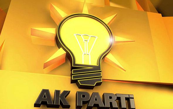 AK Parti'de 26 il başkanı istifa etti