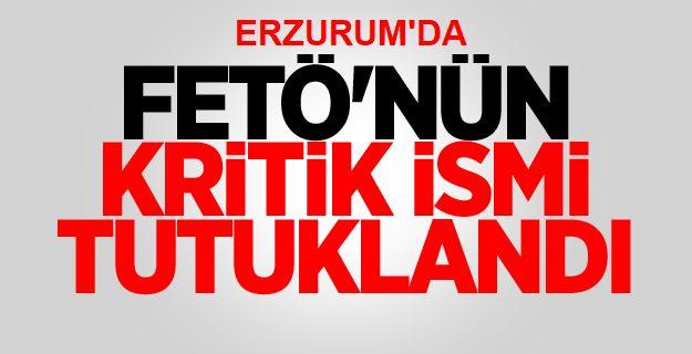 """Fetö'nün Sözde """"Erzurum Mali Kasası"""" Tutuklandı"""
