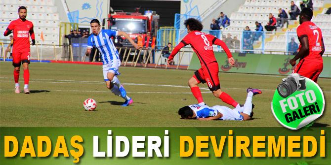 Büyükşehir Belediye Erzurumspor – Ümraniyespor: 0-0