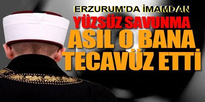 Erzurum'da imam öz yeğenine tecavüz ederek hamile bıraktı