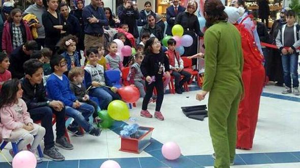 Barodan Çocuk Hakları Günü etkinliği