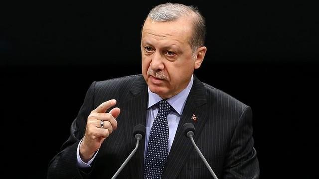 Cumhurbaşkanı Erdoğan'dan partililerine 'hemşehri' mesajı