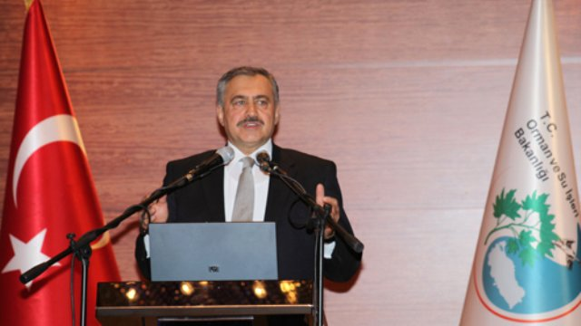 Orman ve Su İşleri Bakanı Prof. Dr. Veysel Eroğlu'ndan Erzurum'a baraj müjdesi
