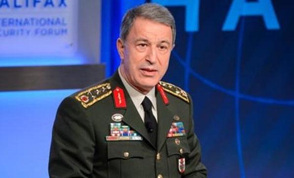Halifax Uluslararası Güvenlik Forumu, Hulusi Akar'dan özür diledi