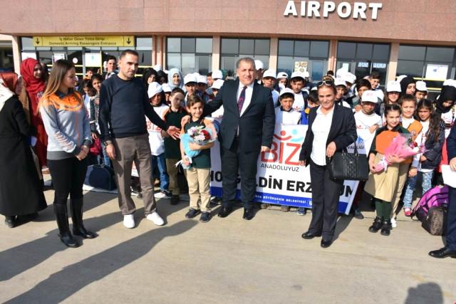 Erzurumlu Öğrenciler Bursa'da