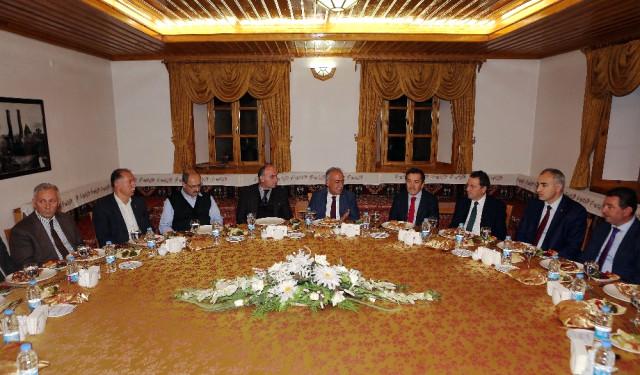 Atatürk Üniversitesinde Danışma Kurulu Oluşturuldu