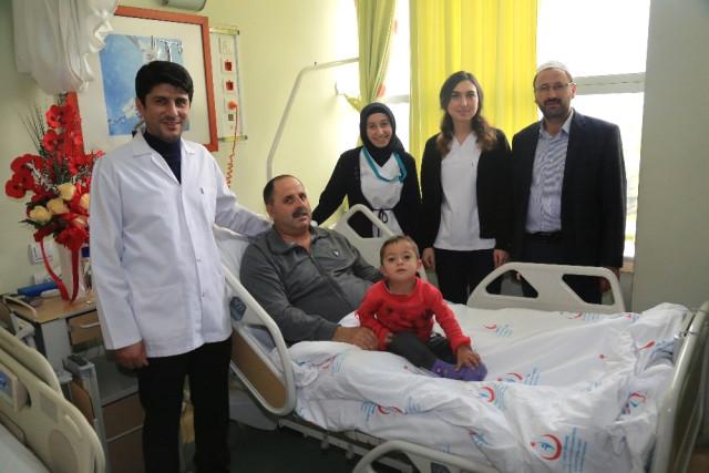 Pankreas Tümörü Robotik Cerrahi Yöntemle Temizlendi