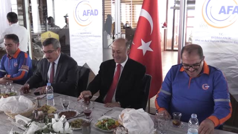 "Erzurum Afad'a ""Insarag"" Sertifikası"